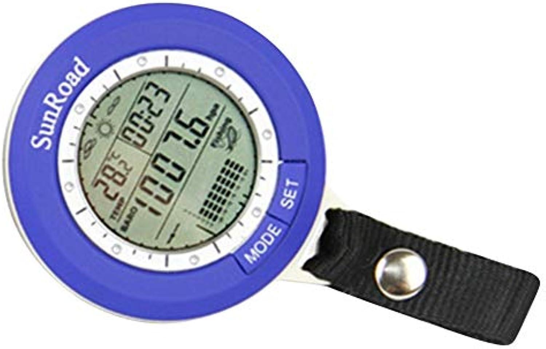 Fishing Barometer, Fishing Fishing MultiFunctional LCD Digital