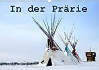 In der Praerie (Wandkalender 2022 DIN A3 quer): Kommen Sie mit auf die Reise durch die Praerie von Alberta, Montana, Nord-Dakota und Manitoba. (Monatskalender, 14 Seiten )
