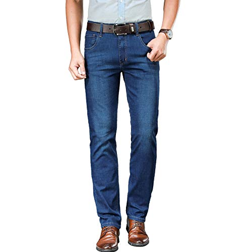 Men's Denim Business All-Match Large Size Slim Fashion Spring and Summer 28
