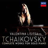 Tchaikovsky: The Complete Solo Piano Works [10 CD]