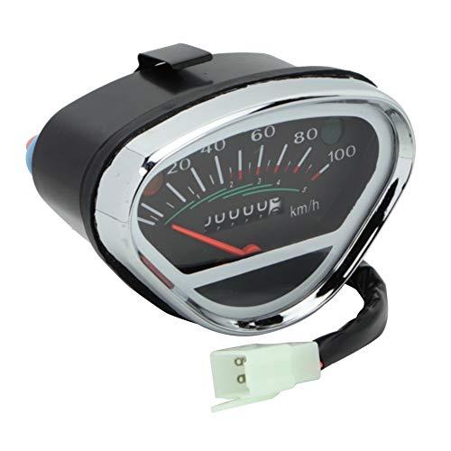 Broco Après-vente Accessoires Compteur de vitesse Compteur kilométrique for Honda DAX vélo CT70 Bike 100 kmh