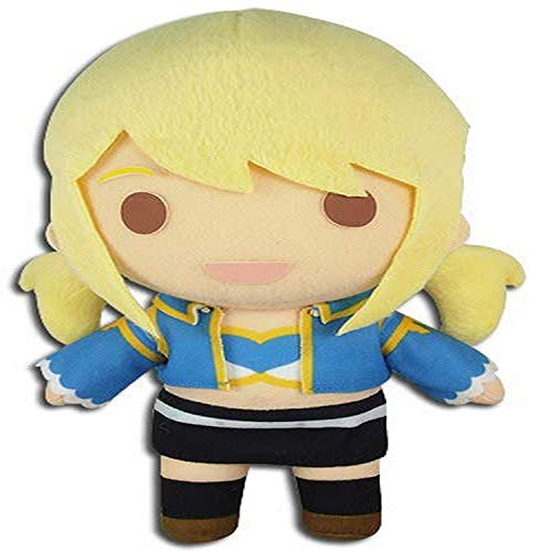 Great Eastern Entertainment Fairy Tail S7 Lucy Plush 8', Multi-Colored
