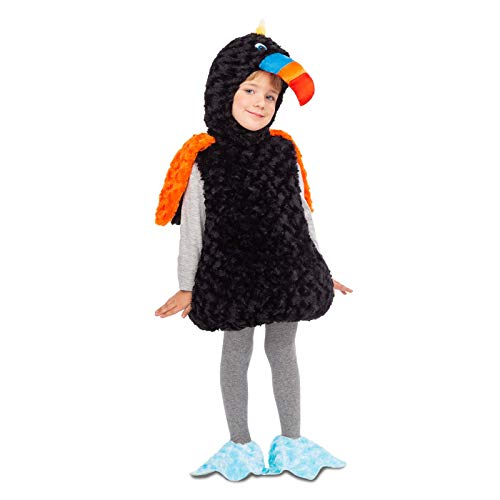 Lola Home My Other Me Disfraz de Tucn de Peluche para nio y beb