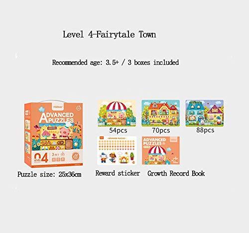 Legpuzzels voor kinderen, kinderpuzzels, onderwijs voor jonge kinderen, babypuzzels, speelgoed voor kinderen, 2-3-4-5 jaar oud