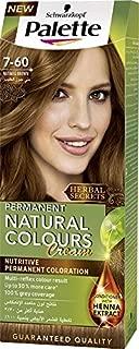 Schwarzkopf Palette Naturals 7-60 Nutmeg Brown