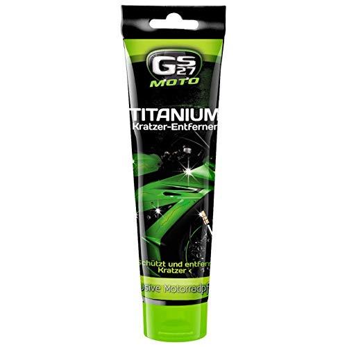 GS27 Moto Titanium Kratzerentferner