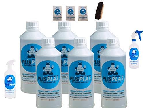 Desinfectante Concentrado H.A. - PLIS PLAS Multiusos - SIN L