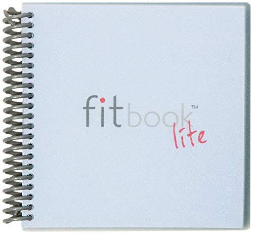 fitbook LITE : deportes nutrición diario planificador Láminas y planes de ejercicio …