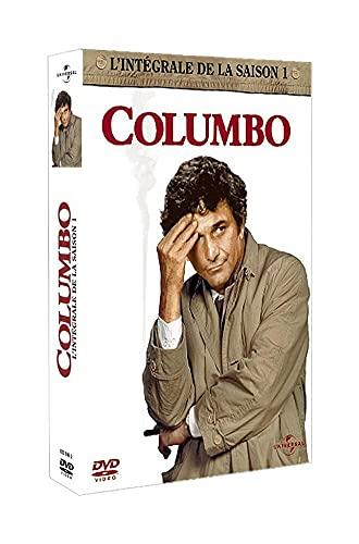 Columbo : LIntégrale Saison 1 - Coffret 6 DVD
