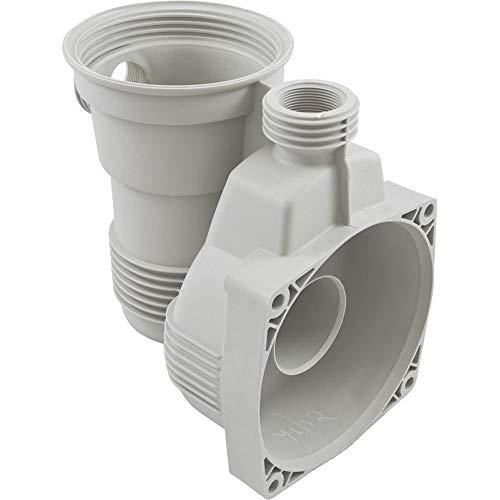 Almond Housing Pump Replacement Pinnacle High Flow Pool and Spa Pump - Pentair 356002