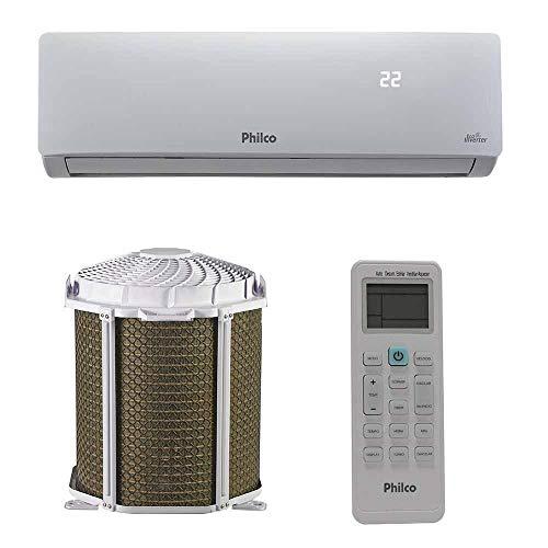 Ar Condicionado Split Inverter Philco 12000 BTUs Quente e Frio 220V PAC12000ITQFM9W