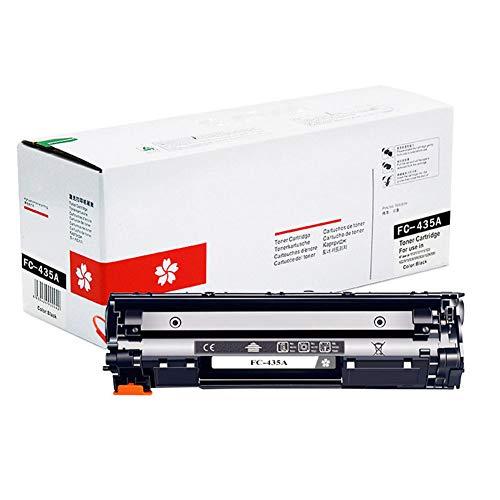 GXZC Modelo FC-435A Reemplazo de Cartucho de tóner Compatible para HP P1005 P1006 LBP3010 LBP3100 LBP3018 LBP3108 LBP3050 LBP3150 LBP3010 LBP3100