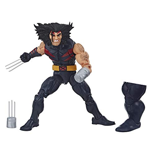 Hasbro Marvel Legends Series 15 cm große Weapon X Action-Figur aus der X-Men: Age of Apocalypse Collection