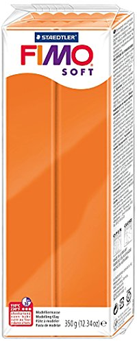 Massa Fimo Soft 350g 42 Tangerine