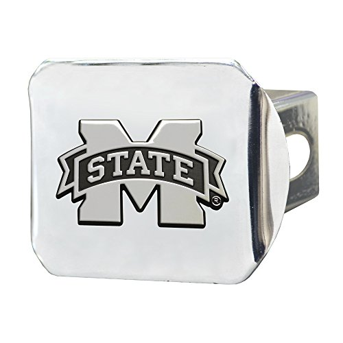 FANMATS 19242 Mississippi State Hitch Cover , Team Color, 3.4