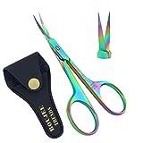 Best Cuticle Scissors - Cuticle Scissors, Eyebrows/Eyelashes Mustache Multi-Purpose Cuticle Scissors, Manicure Review