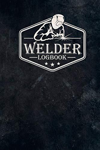 Welder Logbook: Those were monster melons. If you look close on their helmets, I think there were welding marks. Welding Log Book, Track & Record Book for Welders