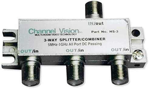 CHANNEL VISION HS 3 3 Way PCB Based Splitters Combiner product image