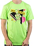 Did I Do That? | 90s Saying Phrase Funny 1990s Millenial Retro Neon Party Men Women T-Shirt-(Adult,XL)