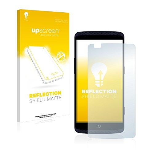 upscreen Entspiegelungs-Schutzfolie kompatibel mit ZTE Axon Elite – Anti-Reflex Bildschirmschutz-Folie Matt
