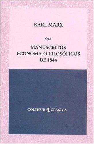 Manuscritos Economico-Filosoficos de 1844