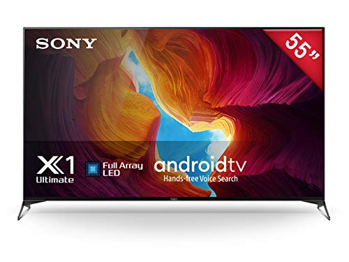 TV Sony 55' - 4K HDR Full Array LED - X1 Ultimate - Android TV 55X950H (2020)