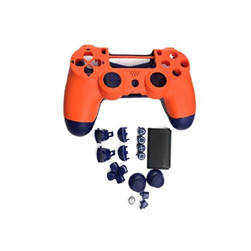 LICHIFIT Gamepad Shell DIY Controller Gehäuse Case Cover für PS4 Controller Skin Ersatz