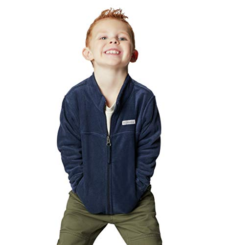 Columbia Baby Steens MT II Fleece Jacket, Collegiate Navy, 18-24 months