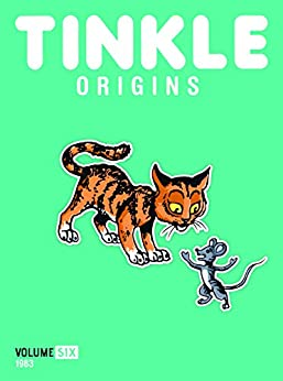 Tinkle Origins Volume: 6 by [Rajani Thindiath]