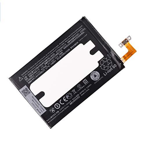 Batería de repuesto BOP6B100 compatible con HTC One E8, M8, 0PAJ500, M8D, M8SD, M8ST, M8SW, M8T, M8W, M8 Ace, One Vogue Edition con herramienta