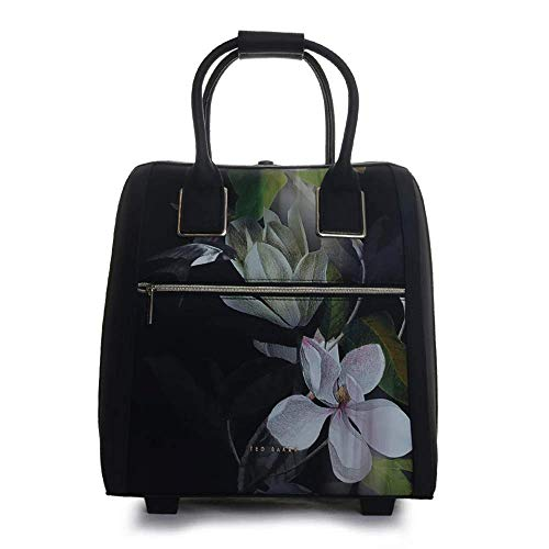 Ted Baker Maritaa Trolley (2 Wheels) Black 41 cm