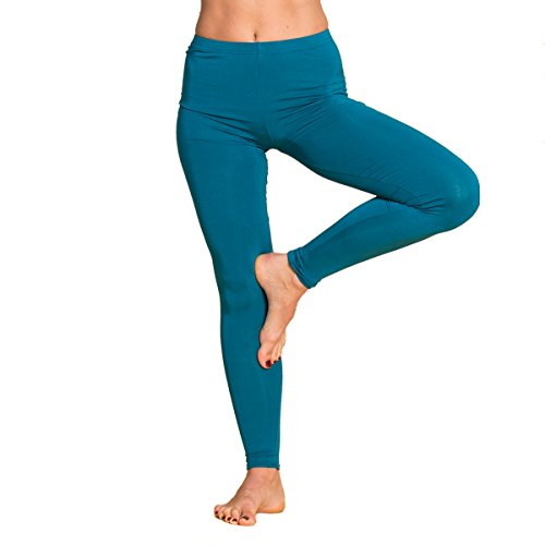 PANASIAM Leggings U003, Unicolor Blue