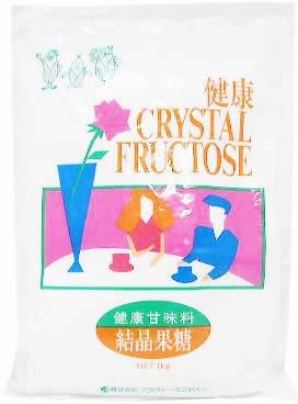 フラクトースジャパン 結晶果糖 1kg
