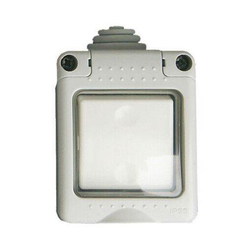 Evila - Interruptor estanco ip55 10a 250v