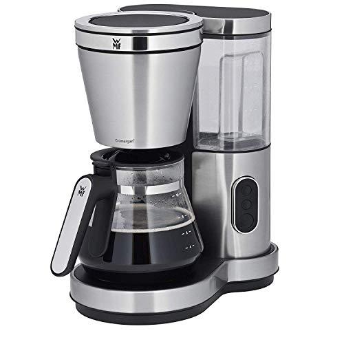 WMF Lono Aroma Koffiezetapparaat, 1000 W, met glazen kan, filterkoffie, 10 kopjes, zwenkfilter, warmhoudplaat, afneembaar waterreservoir, automatische uitschakeling