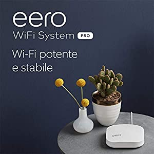 Router/extender mesh Wi-Fi Amazon eero Pro