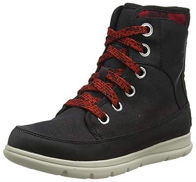 Sorel Women's Snow Boots, Black, 41