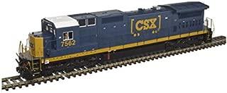 Atlas ATL10002295 HO Dash 8-40C w/DCC & Sound, CSX/YN3b #7542