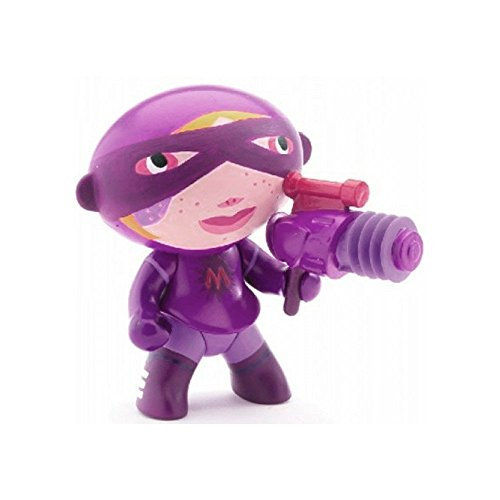 Figurine super héros Mysteria Arty Toys Djeco