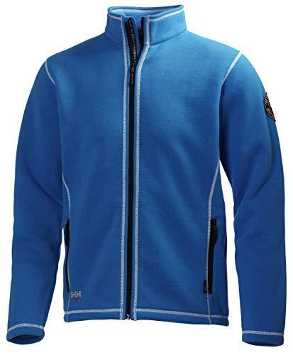 Helly Hansen 72111_530-L Fleece Veste Hay Taille L bleu