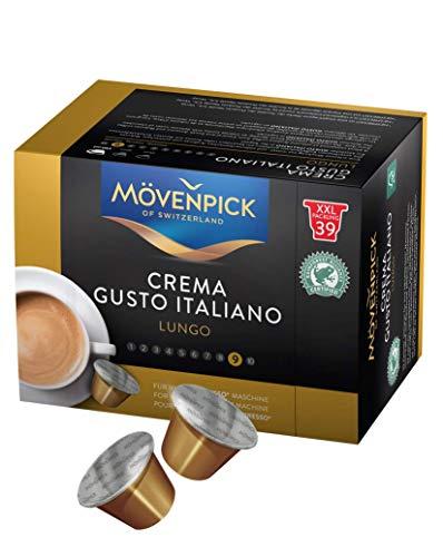 MÖVENPICK LUNGO CREMA GUSTO ITALIANO XXL 39 Kaffeekapseln