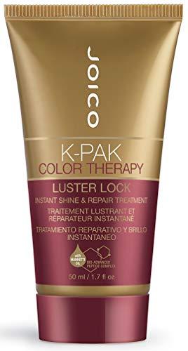 Joico K-PAK Color Therapy Luster Lock Instant Shine & Repair Treatment 1.7 fl oz