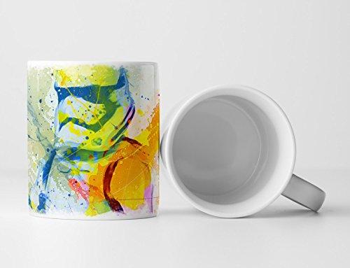 Stormtrooper Tasse als Geschenk, Design Sinus Art