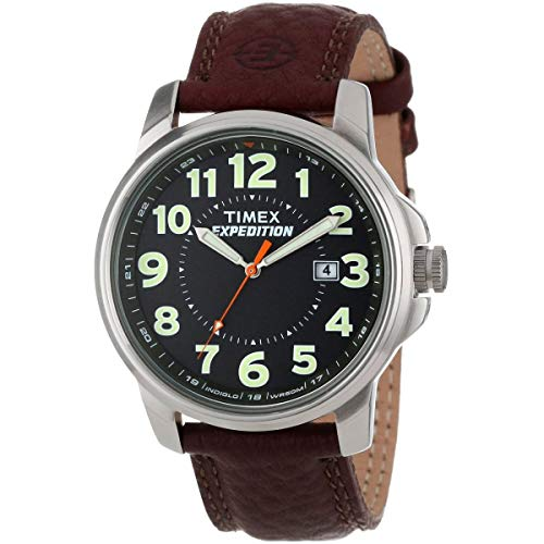 Timex T44921 Men's Expedition Field Easy Reader Indiglo Classic Analog Watch