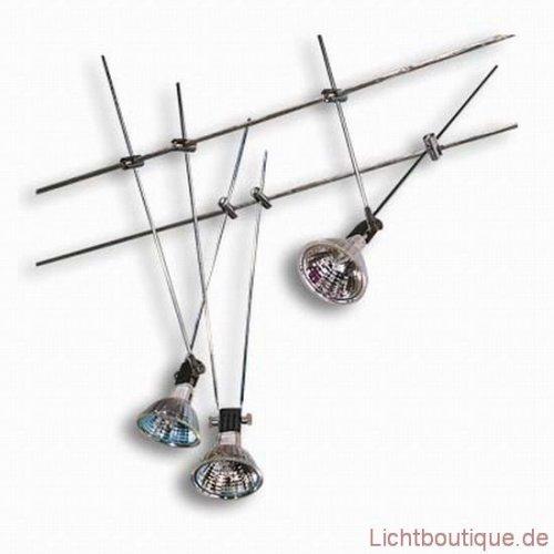 Paulmann 3048 - Sistema de iluminación en rieles, Barras y