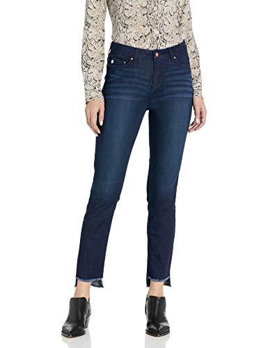 Jordache Legacy Damen Corey Hr Slim-Straight Ankle Jeans, Schicksal, 42