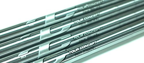True Temper New Tour Issue Tour Concept Green Satin 3-PW Steel Iron...