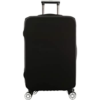 Dofover Travel Luggage Cover Protector Thicken Soft Luggage Protective Cover Elastic Spandex