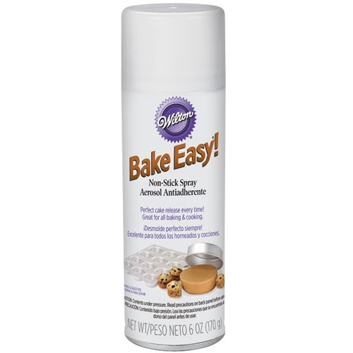 Wilton Bake Easy Non-Stick Spray (NOT kosher certified)