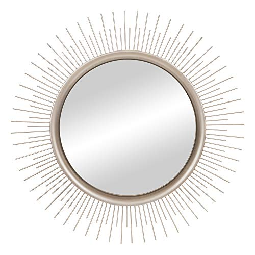 espejo grande plata fabricante Patton Wall Décor